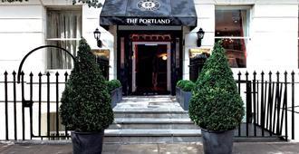 Grange Portland - Λονδίνο - Κτίριο