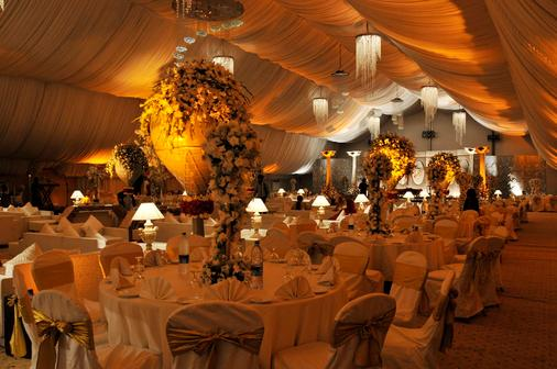Pearl Continental Hotel, Lahore - Lahore - Banquet hall
