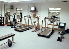 Pearl Continental Hotel, Lahore - Lahore - Gym