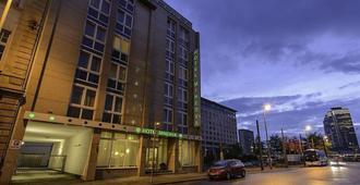 Hotel Minerva - Φρανκφούρτη - Κτίριο