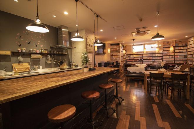 Nerarel Hostel Namba - Οσάκα - Bar