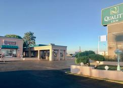 Quality Inn - Tucumcari - Rakennus