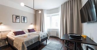 Forenom Serviced Apartments Helsinki Kruununhaka - Helsinki - Habitación
