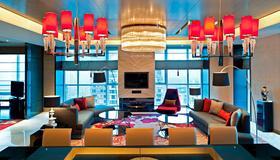 Le Méridien Chongqing, Nan'an - Chongqing - Lounge