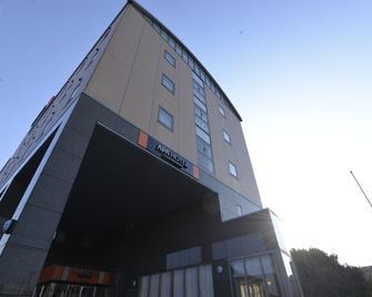 Apa Hotel Mie Kameyama - Kameyama - Budova
