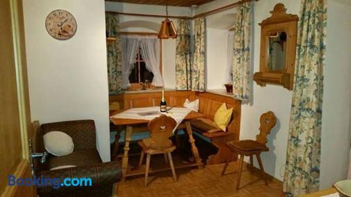 Berghof Moar - Unterwössen - Dining room