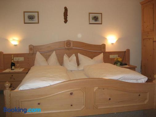 Berghof Moar - Unterwössen - Bedroom