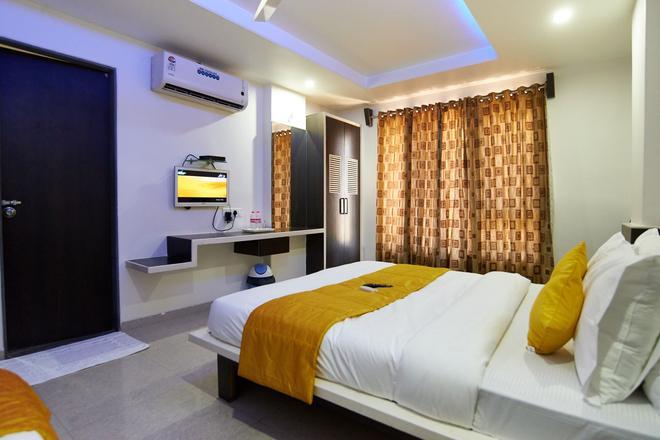 Hotel Sai Bansi - Shirdi - Habitación