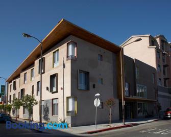 Downtown Berkeley Inn - Berkeley - Gebäude