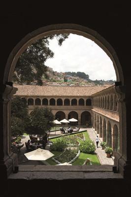 Belmond Hotel Monasterio - Cusco - Building