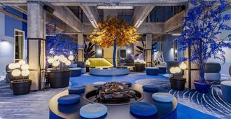 Room Mate Bruno - Rotterdam - Habitación