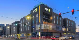 Home2 Suites Kansas City Downtown - Kansas City - Edificio