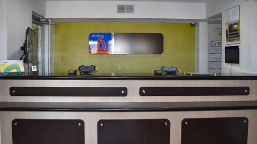 Studio 6 Dallas Richardson - North - Dallas - Vastaanotto