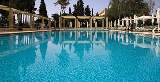 كينج ديفيد القدس - القدس - حوض السباحة