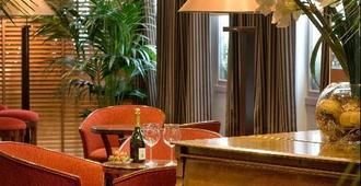 Pavillon Monceau - Paris - Lounge