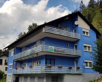 Pension Blaues Haus - San Blasien - Edificio