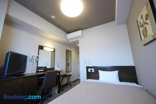 Hotel Route-Inn Aomori Chuo Inter - Aomori - Phòng ngủ