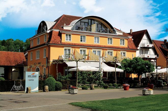 Hotel Seehof - Uhldingen-Mühlhofen - Gebäude