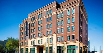 Fairfield Inn & Suites Savannah Downtown/Historic District - סאוואנה - בניין