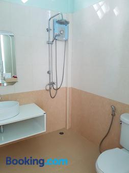 Nice Sea Resort - Ko Pha Ngan - Bathroom