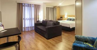 Mercure Curitiba 7 de Setembro Hotel - Curitiba - Bedroom