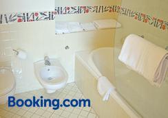 秘密花園黎萊斯酒店 - 皮雅諾迪索倫托 - 皮雅諾迪索倫托 - 浴室