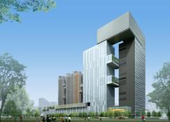 Ln Dongfang Hotel Financial Center, Foshan - Foshan - Building
