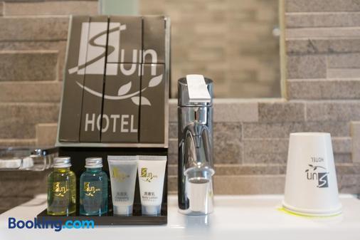 Sun Hotel - Kaohsiung - Bathroom
