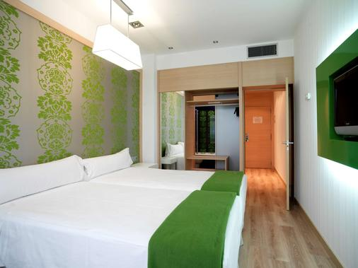 NH La Avanzada - Bilbao - Bedroom