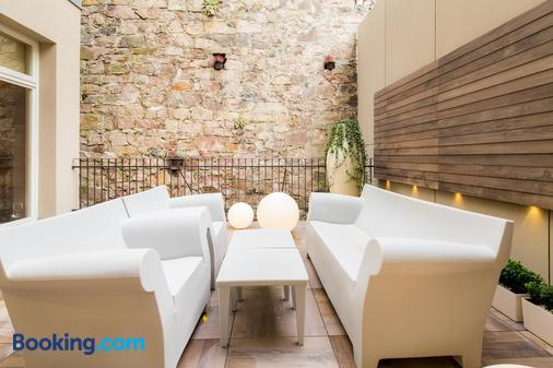 Rubin Luxury Apartments - Κάρλοβυ Βάρυ - Μπαλκόνι