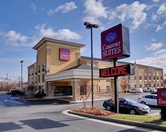 Comfort Suites Salem-Roanoke I-81 - Salem - Byggnad
