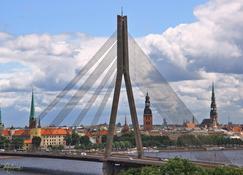 Riga Islande Hotel - Riga - Sufragerie