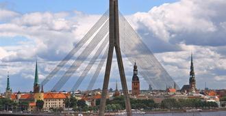 Riga Islande Hotel - Riga - Stue