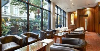 Central Park Hotel - Lontoo - Oleskelutila