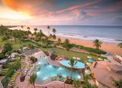 Margaritaville Vacation Club Wyndham Rio Mar - Río Grande - Strand
