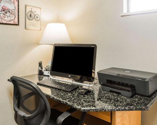 Quality Inn - Durango - Business centre