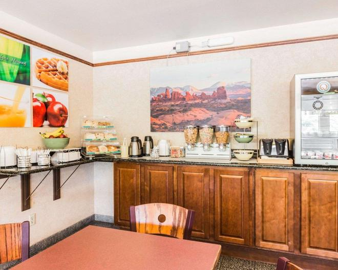 Quality Inn - Durango - Buffet