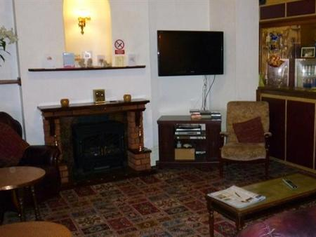Melrose Hotel - Clacton-on-Sea - Living room