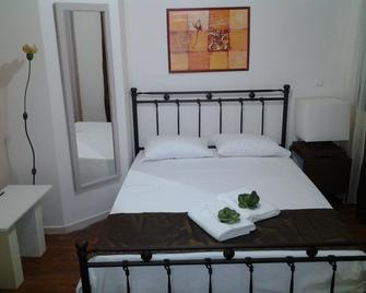 Mastic Point Studios - Chios - Bedroom