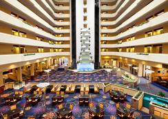 Capitol Plaza Hotel Jefferson City - Jefferson City - Lobby