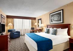 Capitol Plaza Hotel Jefferson City - Jefferson City - Schlafzimmer