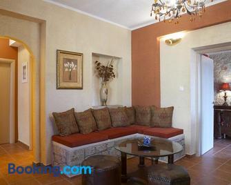 Olympia Villas - Stoupa - Living room