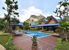 The Nine Thipthara Klongson Resort - Krabi - Pileta