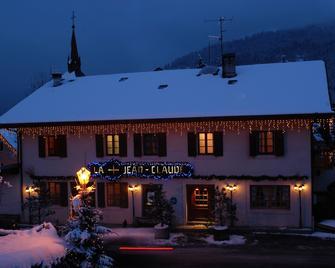 Hôtel Restaurant La Croix Jean Claude - Les Allues - Gebäude