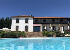 Quinta da Pereira - Vila Flor - Piscina