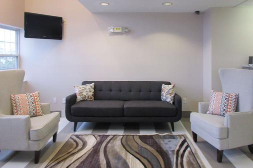 Quality Inn - Mount Pleasant - Lobby