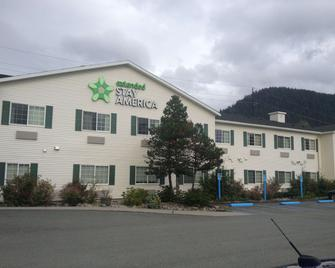 Extended Stay America - Juneau - Shell Simmons Drive - Juneau - Gebouw