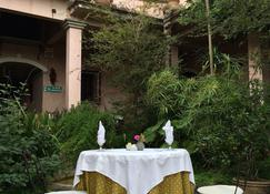 La Casa Rosada - Copan Ruinas - Βεράντα