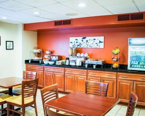 Sleep Inn Mt. Pleasant - Charleston - Mount Pleasant - Buffet