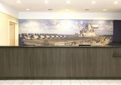 諾福克機場拉昆塔套房酒店 - 諾福克 - 諾福克 - 大廳